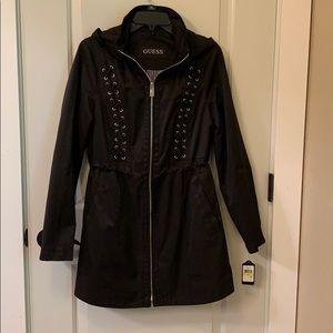 NWT Guess Rain Jackets